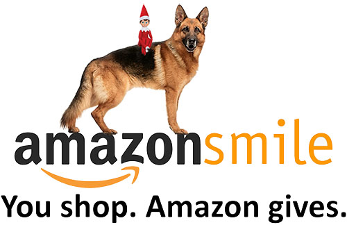 Shop on Amazon and support Coastal dogs