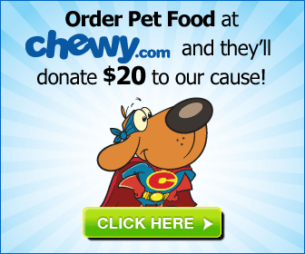 Shop Chewy.com and support Coastal dogs